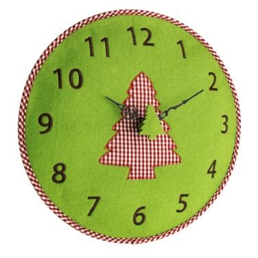 Horloge Murale (Sapin)   Sanapra - Matériel de mesures professionnel a53a856070f7