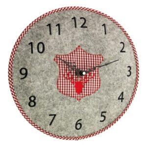 Horloge Murale (Cerf)