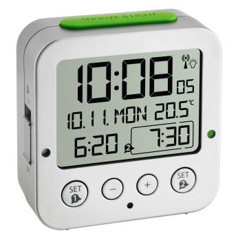 Réveil Radio Piloté   Sanapra - Matériel de mesures professionnel 1e8e595435ef