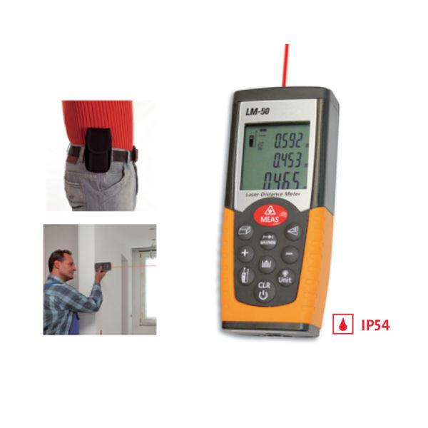 télémètre laser de poche