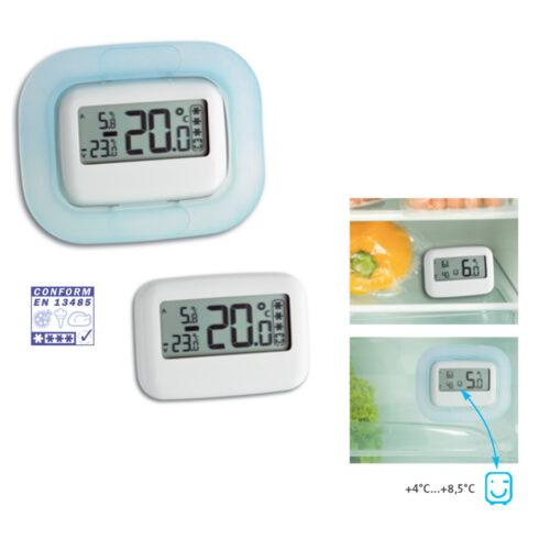Thermomètre frigo-congélateur digital