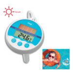 Thermomètre de piscine solaire 1