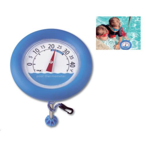 Thermomètre pour piscine