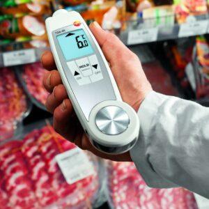 Thermomètre Infrarouge et Sonde a Piquer (PRO)